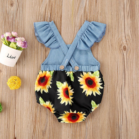Lana Sunflower Playsuit