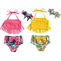 Fringe Fruity Swimwear