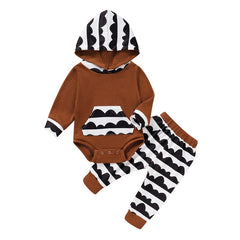 Miles Hooded Set