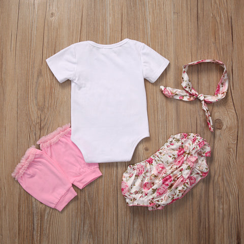 Daddy Prince Summer 4pcs Set