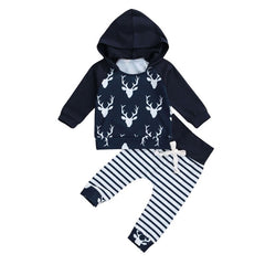 Hooded Deer Set