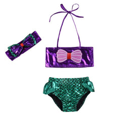 Lil Mermaid Swim Set
