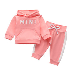 Mini Hooded Set