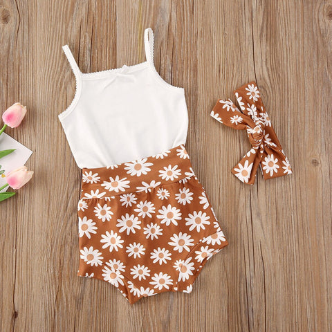 Daisy Summer Set
