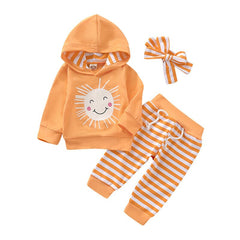 Sunshine Hooded Set