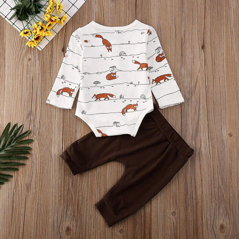 Little Fox Set