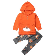 Fox Hooded Set