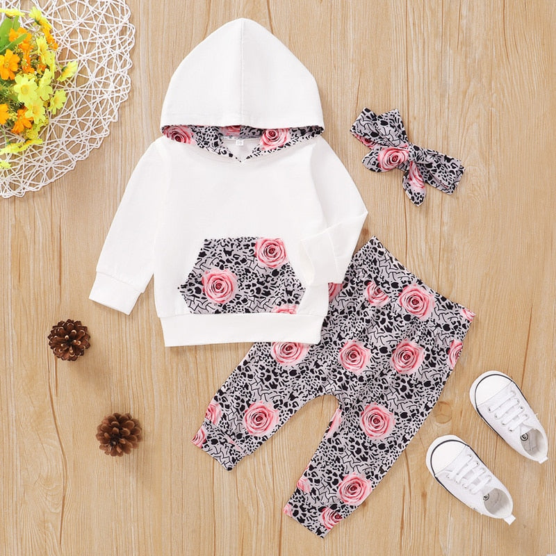 Chloe Hooded Set