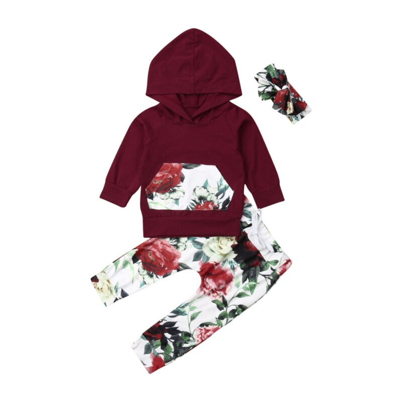 Maisie Hooded Set