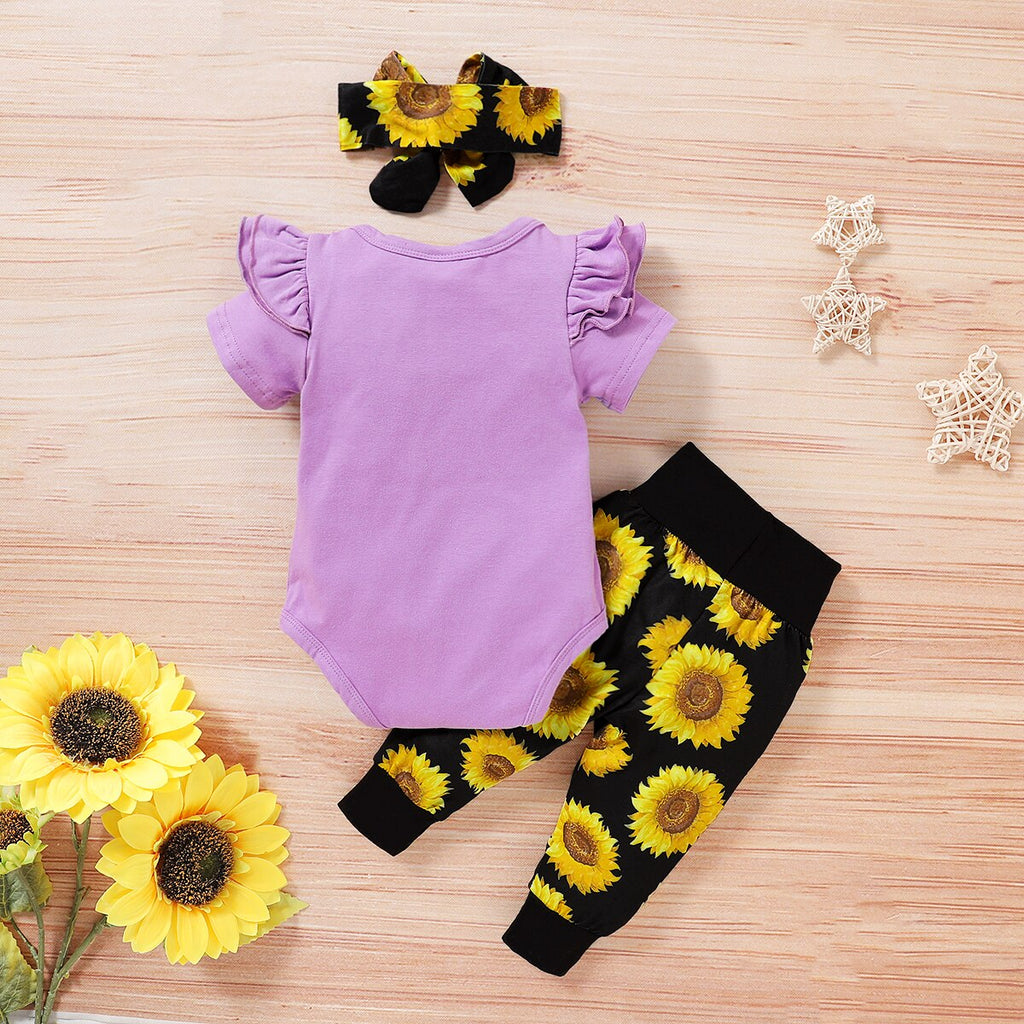 Colorful Sassy Pants Set