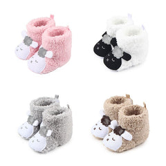 Sheep Baby Winter Boots