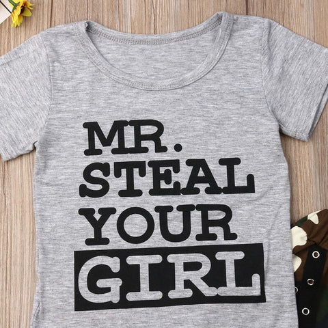 Mr Steal Your Girl Set