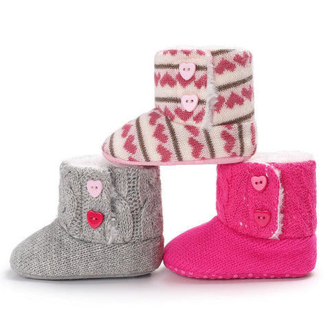 Trendy Warm Booties
