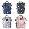 Image of Unicorn Diaper Backpack - 4 colors