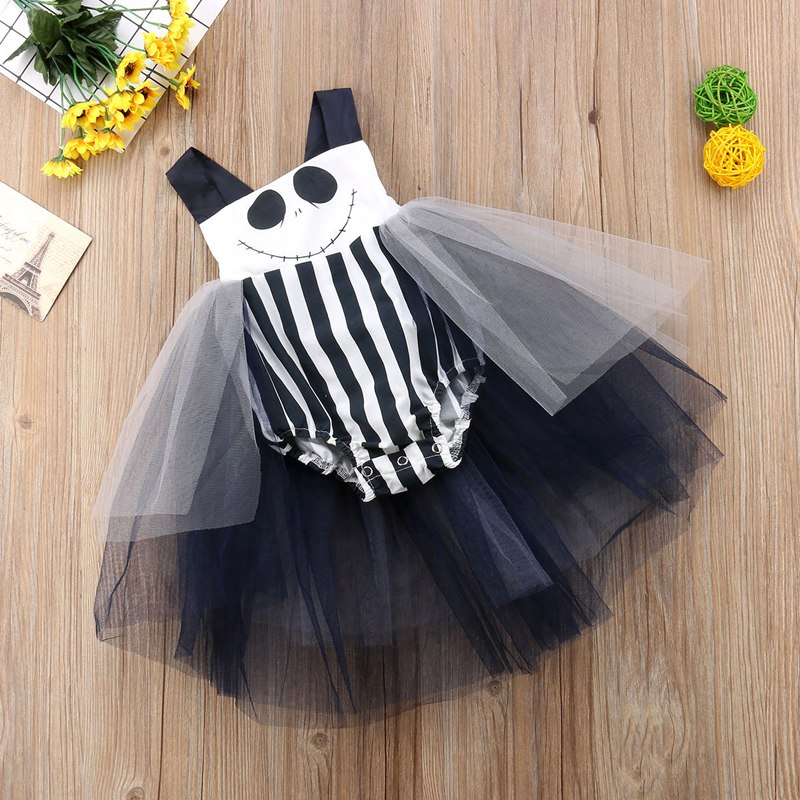 Nightmare Tutu Romper