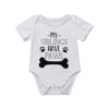 Image of Paws Siblings Onesie