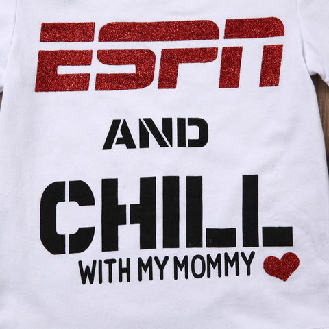 ESPN with Mommy Set