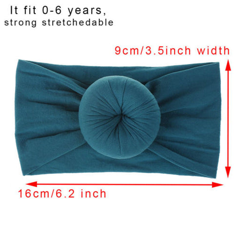 Trendy Ball Headband
