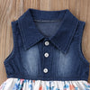 Image of Gia Denim Dress