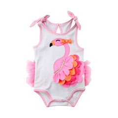 5529eb67faf2e Baby Flamingo Swimsuit ...