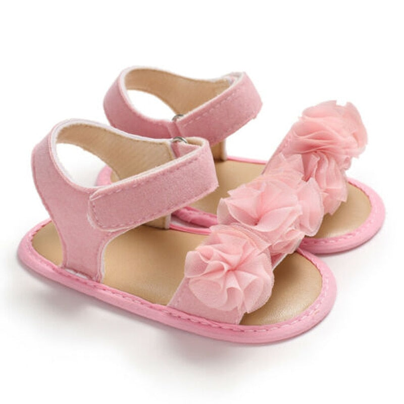 Blossom Baby Sandals