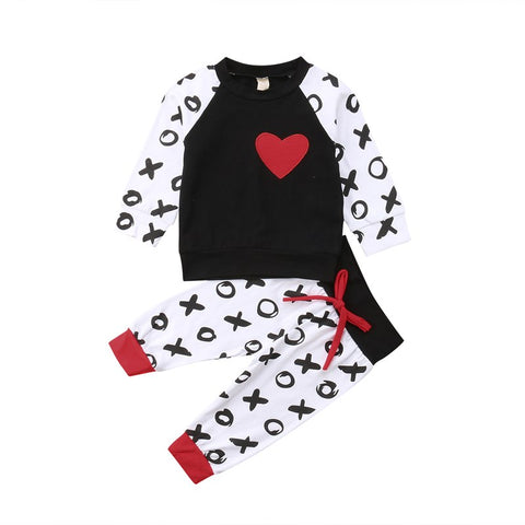 Heart XO Set
