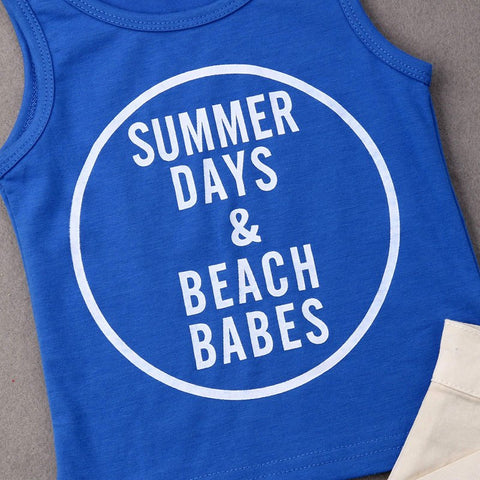 Summer Days Boy Set