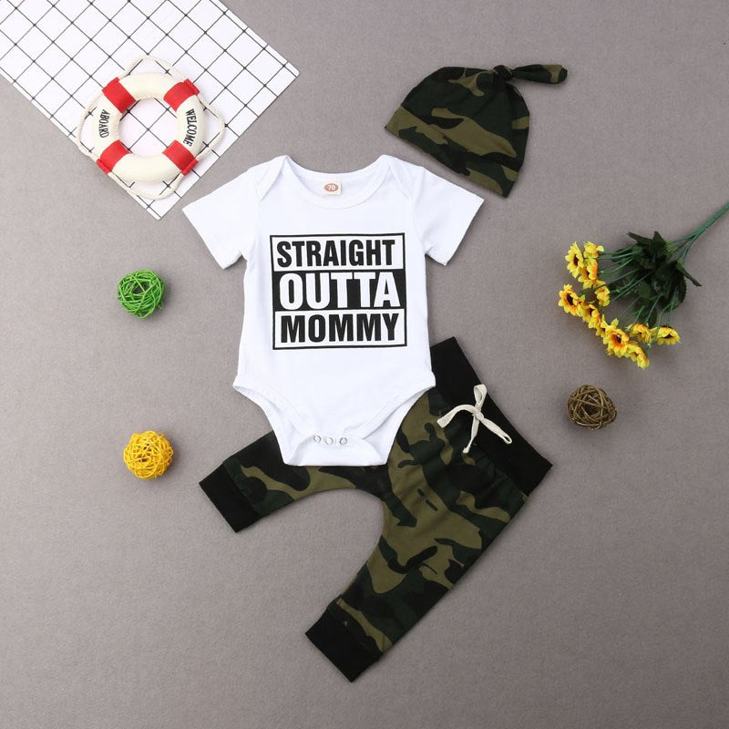 Outta Mommy Summer Set