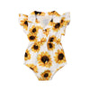 Image of Vivienne Sunflower Playsuit