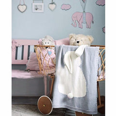 Rabbit Blanket - 4 colors
