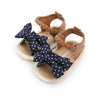 Image of Denim Baby Sandals