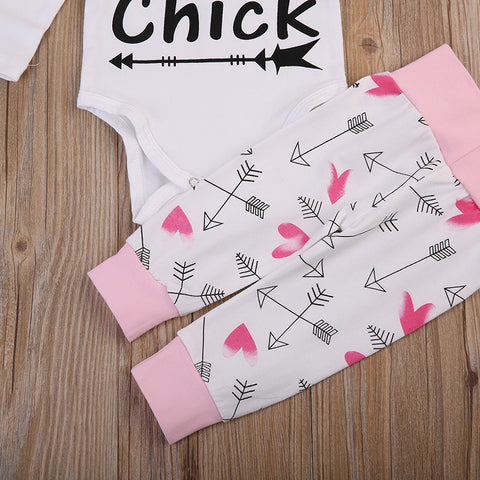 Other Chick Set - short/long sleeves