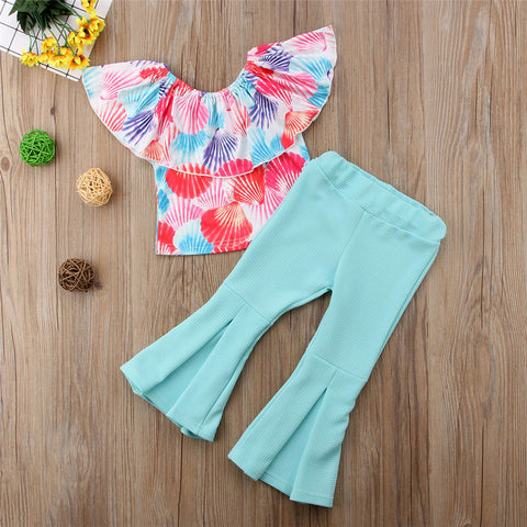 Mermaid Bell Set