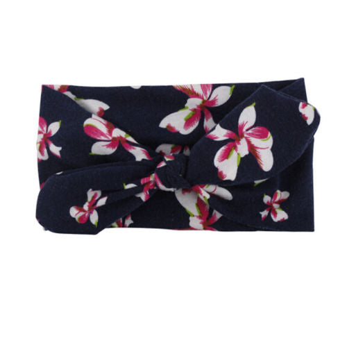 Floral Headbands - 7 designs