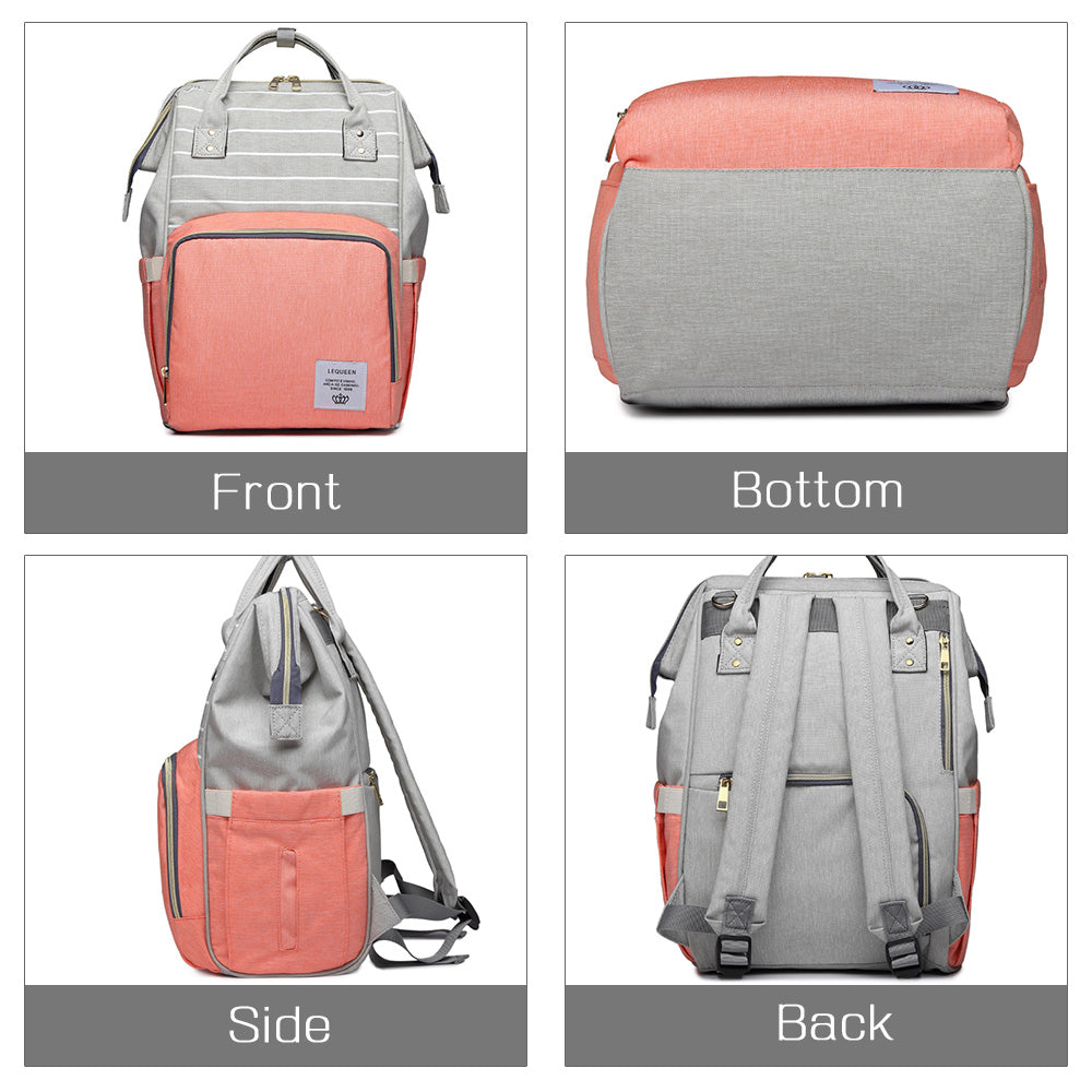Victoria Diaper Backpack - 7designs