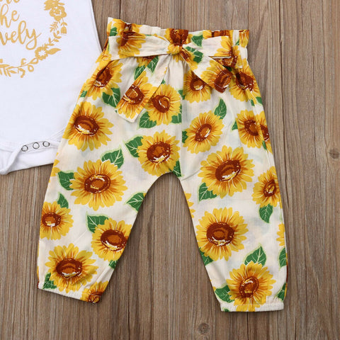 Lovely Sunflower Set