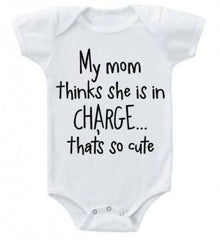 In Charge Onesie