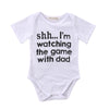 Image of Game With Daddy Onesie