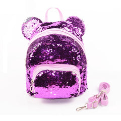 Sequin Backpack - 5 colors