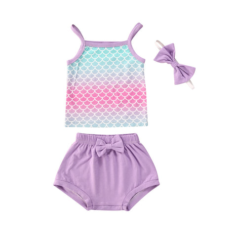 Mini Mermaid Set