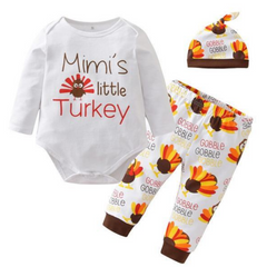 Mimi's Turkey Set