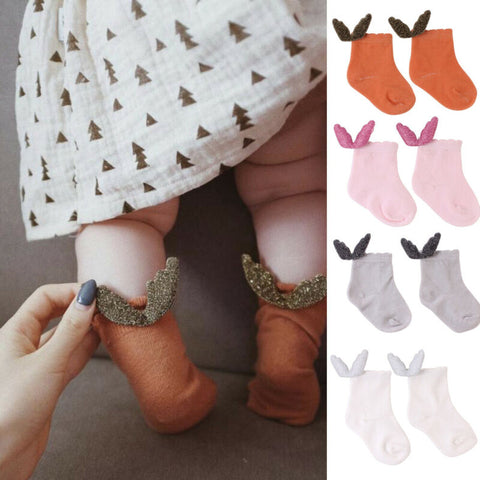 Cute Angel Socks