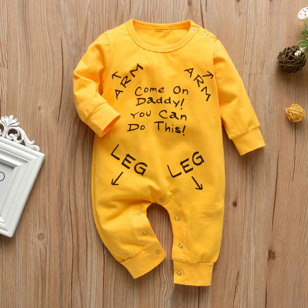 Daddy Can Do This Romper