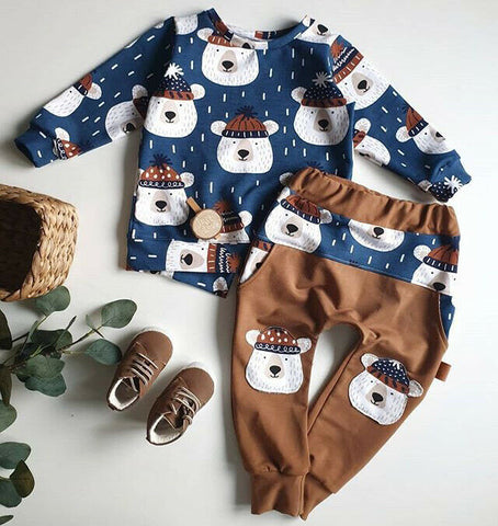 Snowing Bear Set