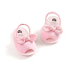 Image of Bow Baby Slippers