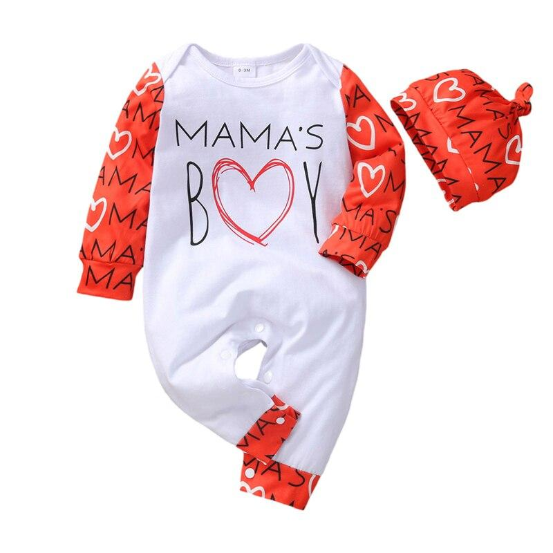 Mama's Boy Heart Set