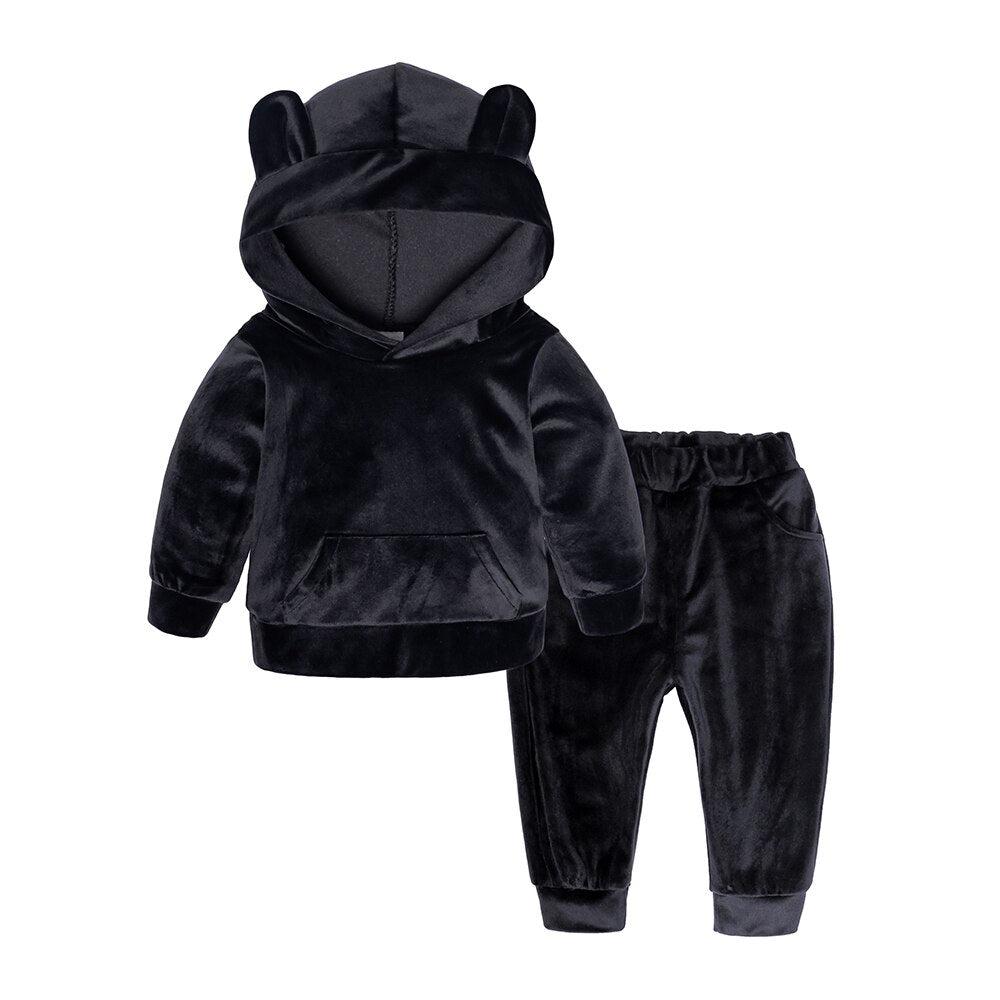 Teddy Tracksuit - 4 colors