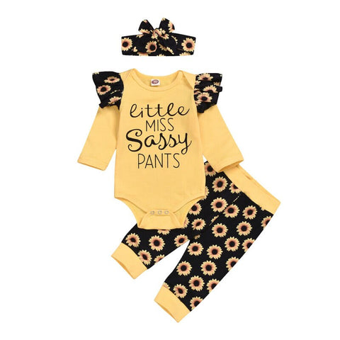 Sassy Pants Set