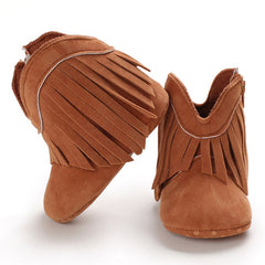 Fringe Baby Shoes