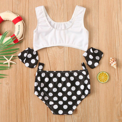 Sisi Polka Dot Swimsuit